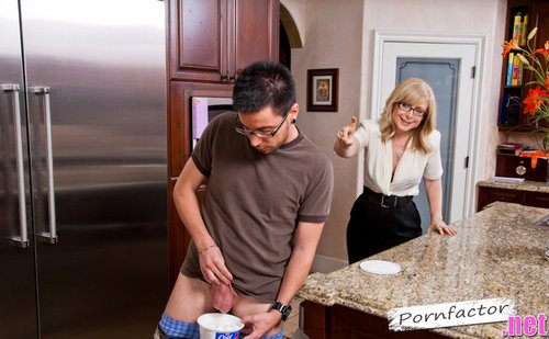 My Friends Hot Mom   Nina Hartley, Dane Cross