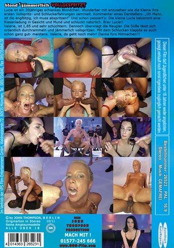 GGG Blond plus jaemmerlich vollgespritzt German XXX DVDRip XviD-PPG