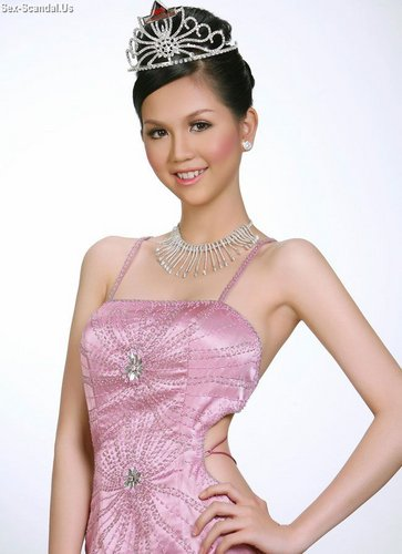 Miss Vietnam International and queen of lingerie Ngoc Trinh nude pictures scandal