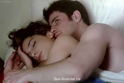 Marina Kalogirou Nude Sex Scene | Avrio tha'nai Arga 720p 2002