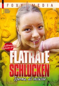 Flatrate Schlucken – Sperma, all inclusive