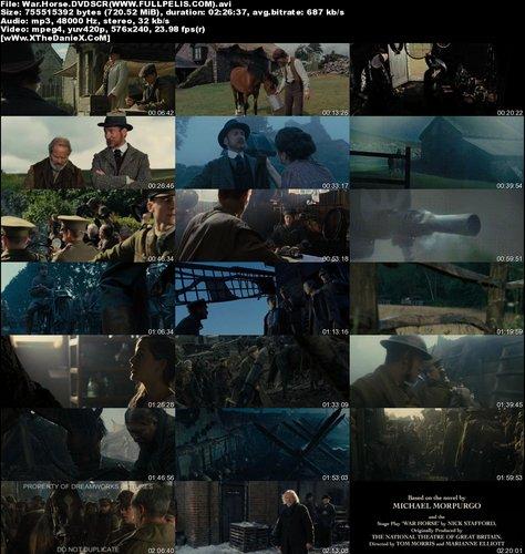 71m5ogjrrukm t Caballo de Batalla (War Horse) (2011) Español Subtitulado