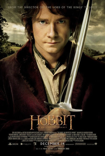 The Hobbit: An Unexpected Journey (2012) DVDScr 800Mb