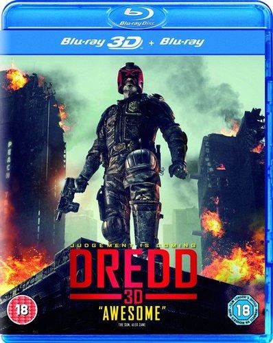 Dredd 3D (2012) HDTvRip Dual Audio Hindi Dubbed