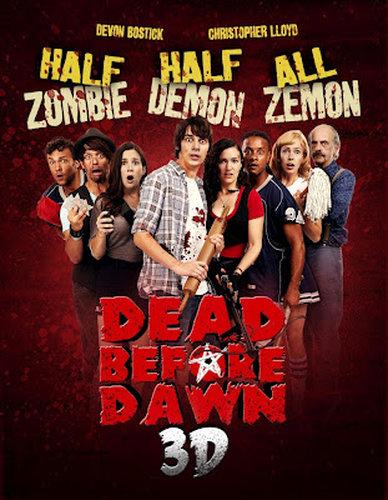 Dead Before Dawn (2012) DVDRip 400Mb