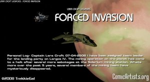 Lara Croft Legacies - Forced Invasion