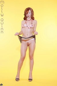 dwfph97l08j4 t Molly Quinn Nude Showing her Boobs n Shaved Pussy