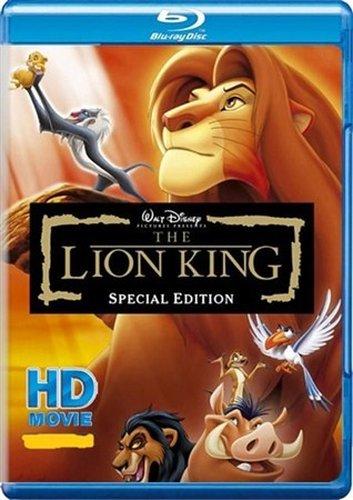 The Lion King (1994) BRRip 720p Dual Audio Hindi Dubbed