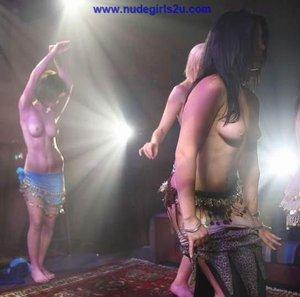 Arab Nude Dance 2