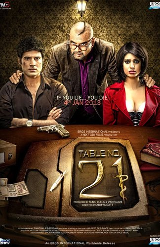 Table No. 21 (2013) DVDRip 250MB