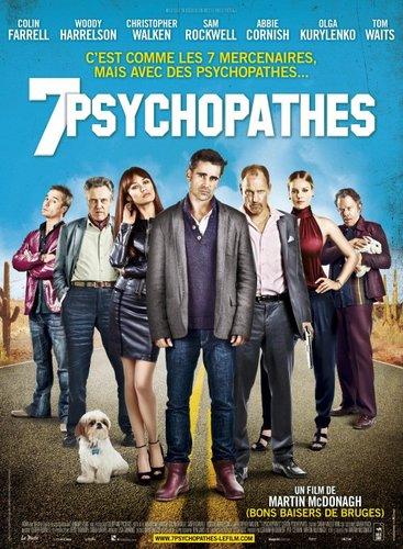 Seven PsychopathsI (2012) DVDScr 700Mb