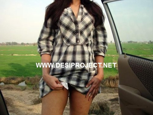 Pak Karachi Girlfriend Zareen Full Nude Collection