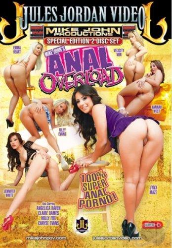 Anal Overload Disc 1 & Disc 2 XXX DVDRip x264-XCiTE