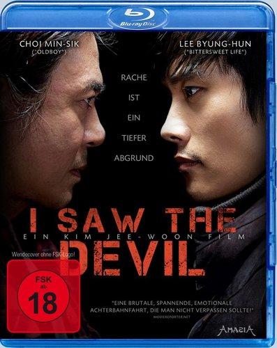I Saw the Devil (2010) BRRip 350MB ESub