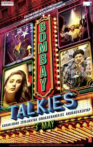 Bombay Talkies 2013 DVDRip 720p 950mb