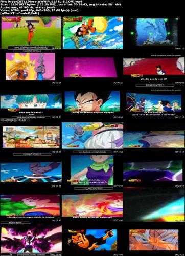 koa021hxsnbw t Dragon Ball Z: La batalla de los dioses (2013) Español Subtitulado