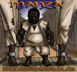 Free Download Adult Comics Illustratedinterrasial - Manza [new updates, +2 pages]