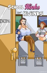 Free Download Porn Comics School Kinks and Hijinks