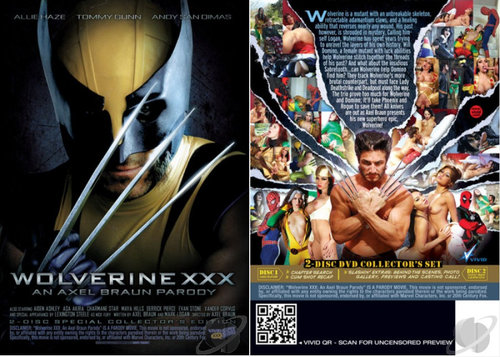 Download Wolverine XXX: An Axel Braun Parody Free