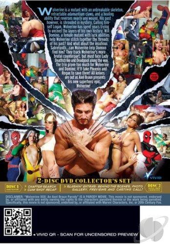 Wolverine XXX An Axel Braun Parody XXX DVDRip x264-XCiTE