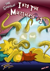 The Simpsons Into the Multiverse #1 (update, ongoing) Adult Comics COMICS