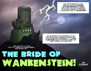 The bride of Wankenstein
